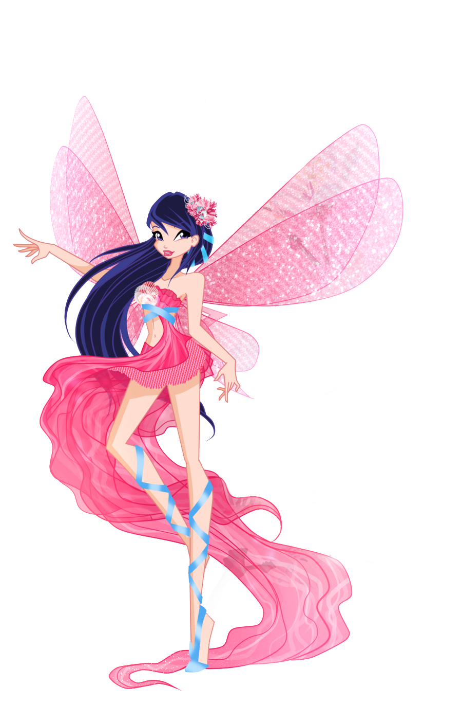 Winx Club Fairies: Some pictures of Musa