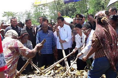 Jokowi : Dikit-Dikit Persoalan Daerah Bawa Ke Saya, Gubernur Kerja Apa?