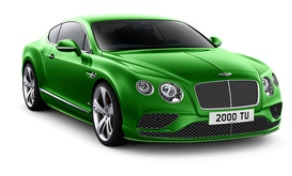 Bentley Continental GT Speed Review disign