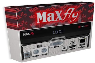 maxfly - MAXFLY MF1001 ATUALIZAÇÃO V1.100 87W ON - 05/07/2017