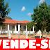 Vende-se uma casa com terreno em Taperuaba.