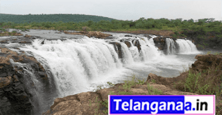 Waterfall Bogatha in Telangana Bhadrachalam