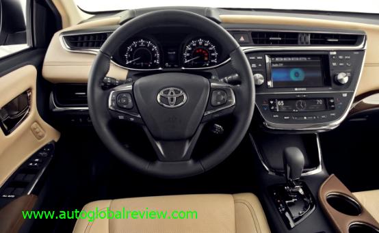 2019 Toyota Avalon Hybrid Canada