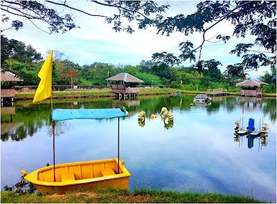 Boat area