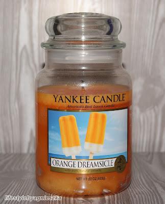 Yankee Candle - Orange Dreamsicle