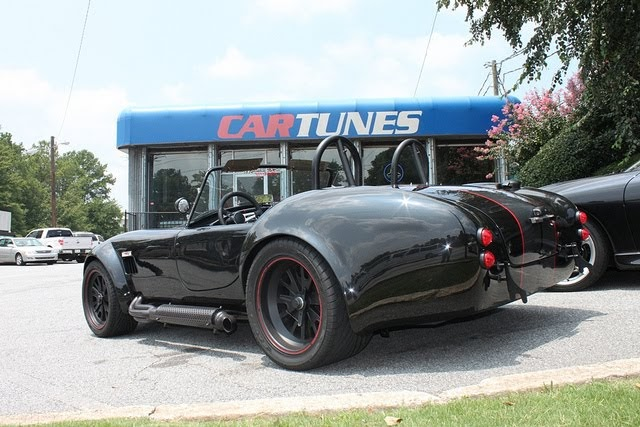 Car Tunes Atlanta: A Fully Customized Shelby Cobra By CarTunes Of Atlanta