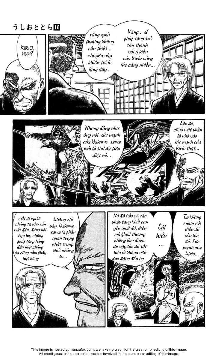 Ushio and Tora Chap 147 - Truyen.Chap.VN