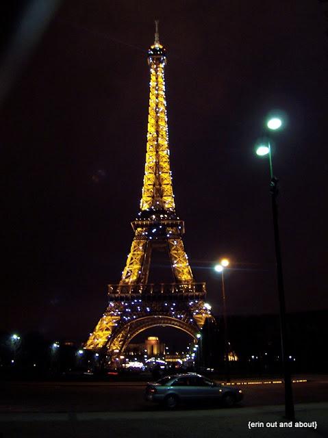 {ErinOutandAbout} Paris