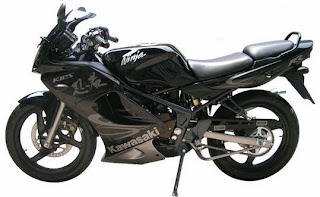 Harga Motor Kawasaki Ninja 150 rr