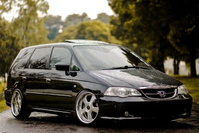 Honda Odyssey RA6 Modifikasi Dijual