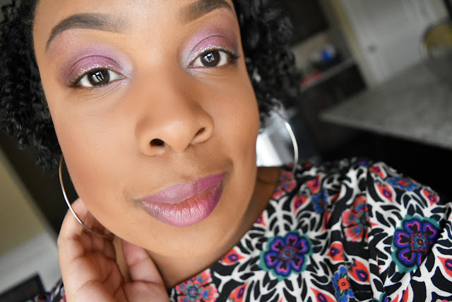 Affordable Holiday Makeup Look with Hard Candy  via  www.productreviewmom.com