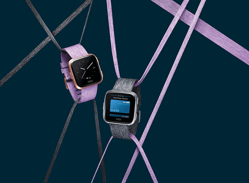 fitbit-versa-2 Fitbit Versa smartwatch now official, comes with up to 4+ days battery life! Technology