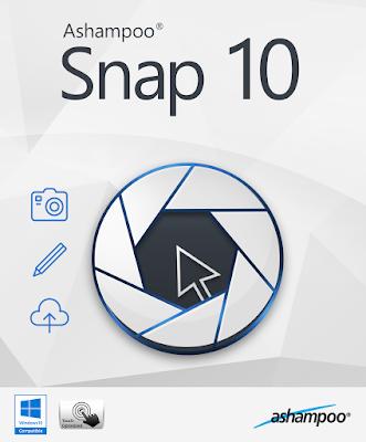 تحميل برنامج Ashampoo Snap 10 لتصوير الشاشة فيديو عالى الجودة وعمل الشروحات