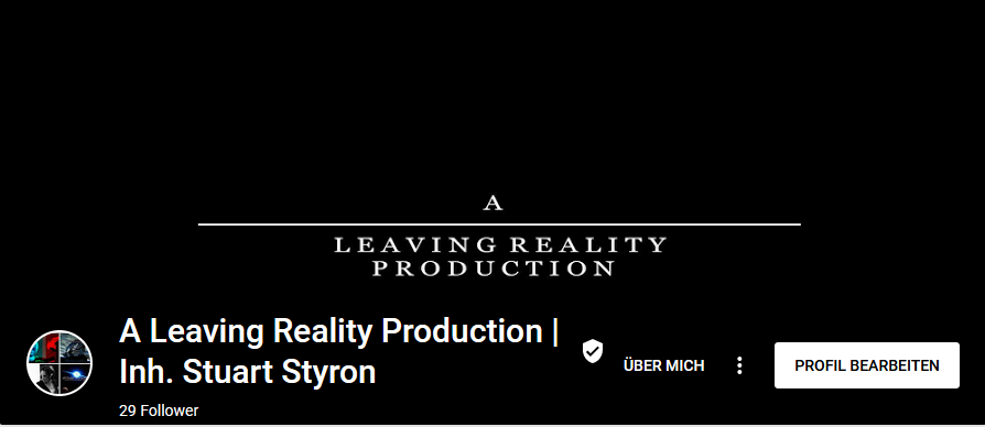 A Leaving Reality Production | Inh. Stuart Styron