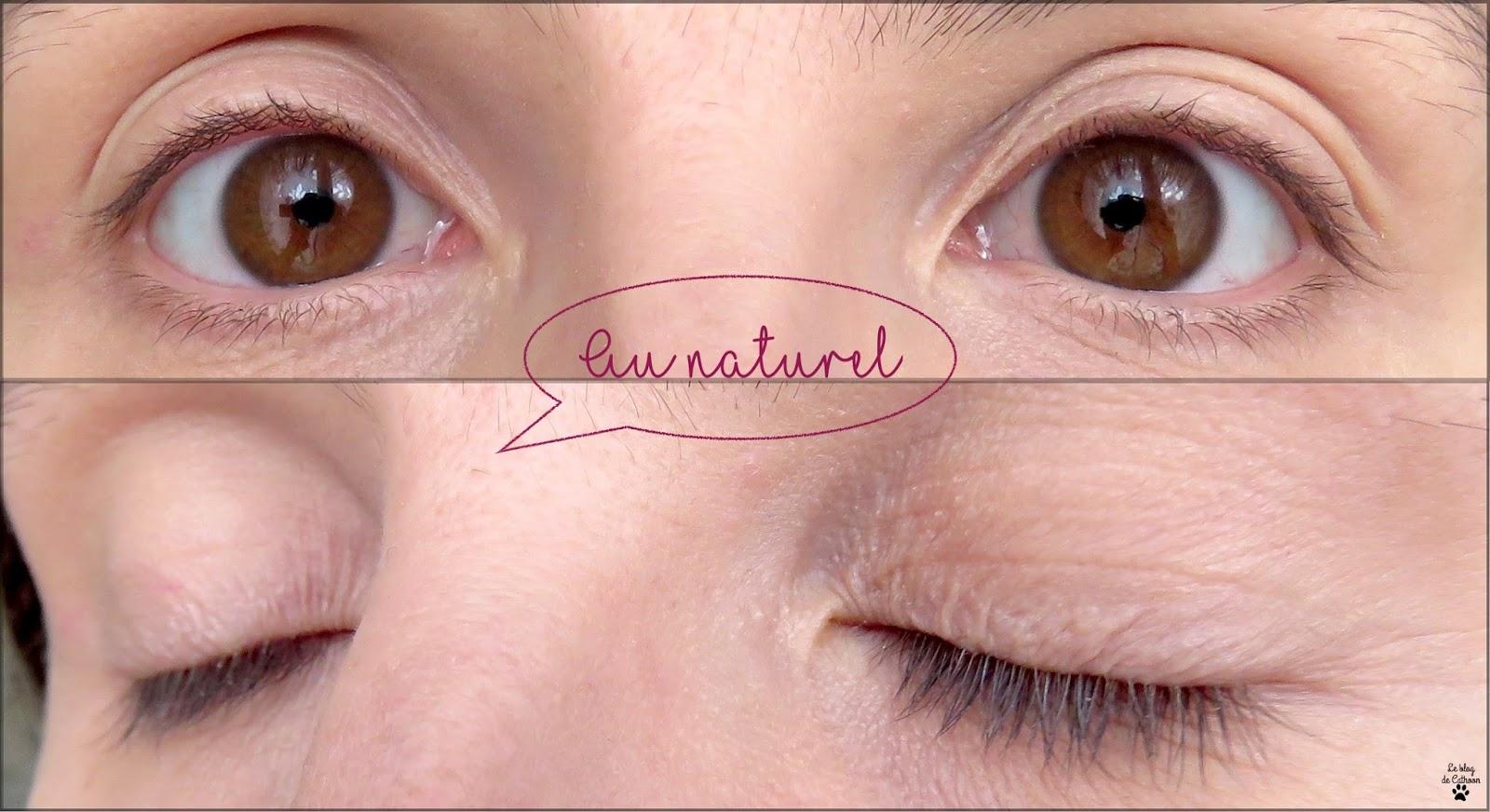 résultat Volume Mascara - Dr Hauschka
