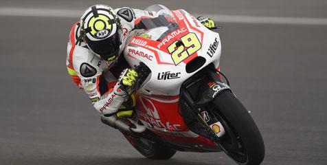 Jadi Ducati Terbaik, Iannone Yakin Masa Depannya Cerah