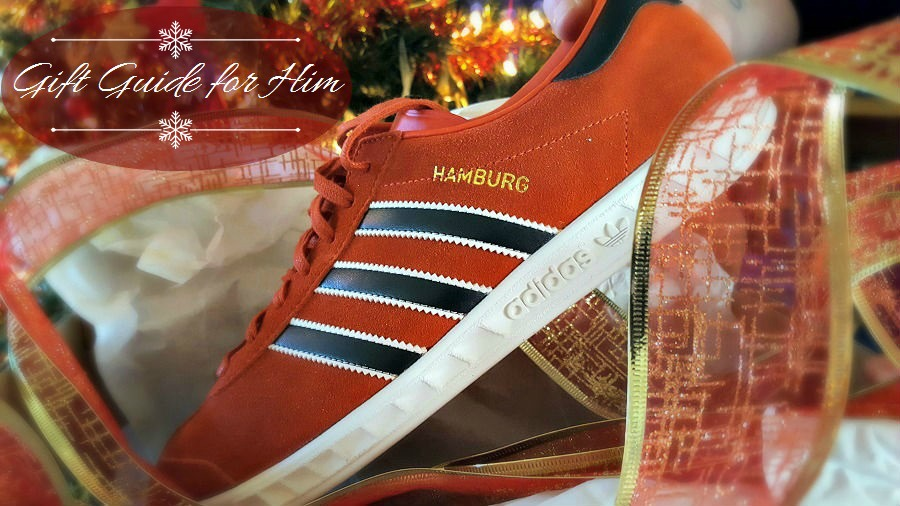 Christmas Gift Guide for Him, Gift Ideas for Him, Presents for him, Adidas Original