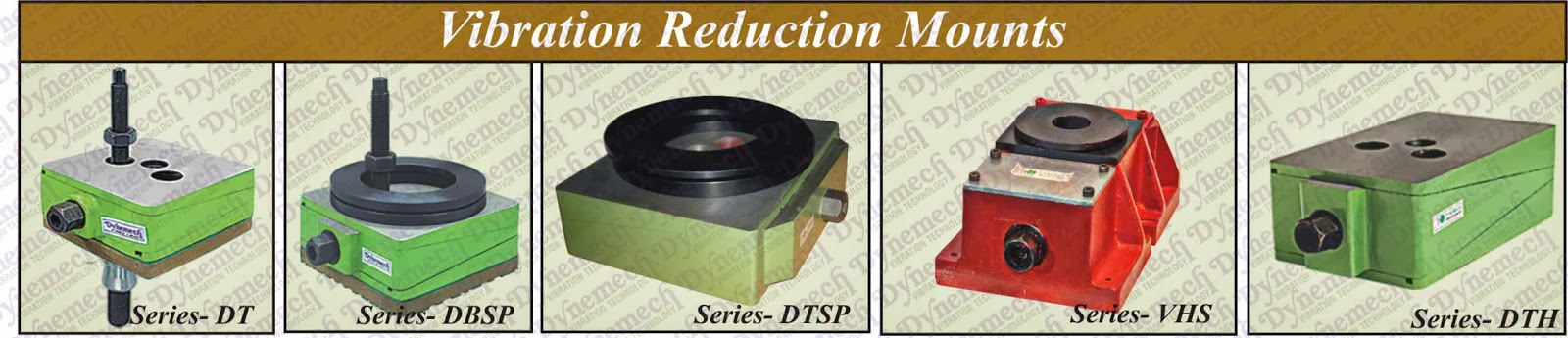 Dynemech Systems Vibration Control October 2013