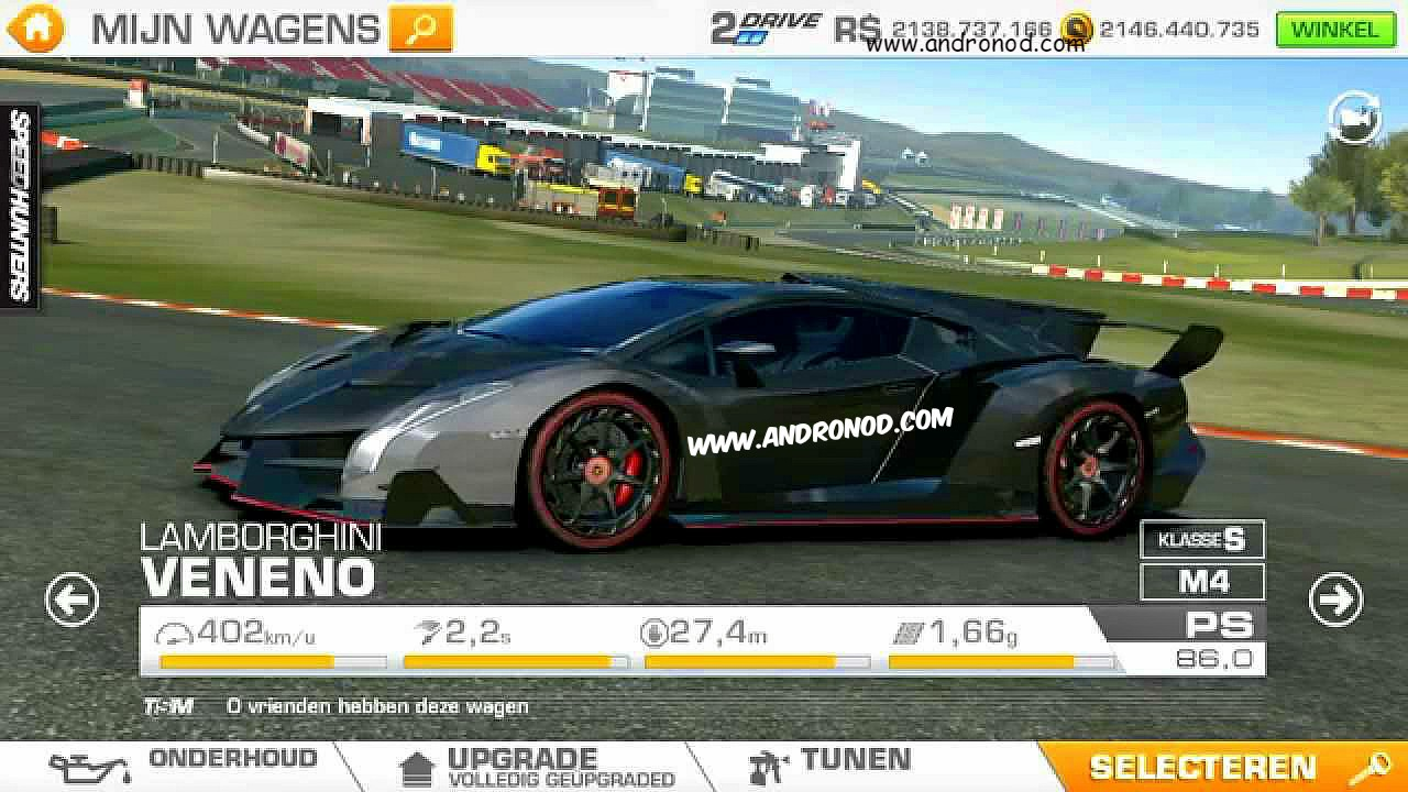 Daftar Game Android Paling HD Real Racing 3