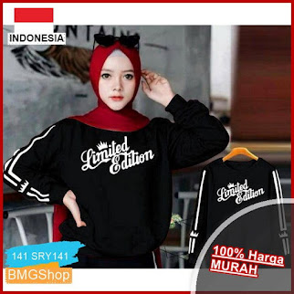 SRY141 Sweater Wanita Limited BMGShop