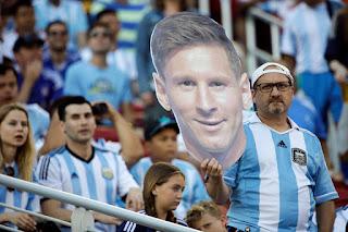Copa América, Argentina, Lionel Messi, Soccer