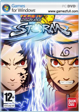 NARUTO Ultimate Ninja STORM PC [Full] Español [MEGA]