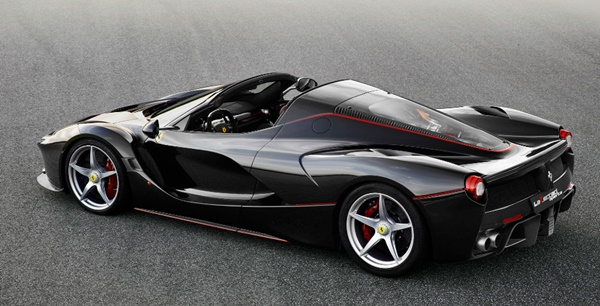 2017 Ferrari LaFerrari Spider Price Review Redesign Release Date