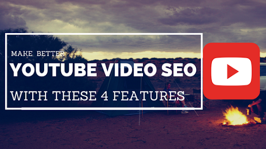 Make YouTube Video SEO Better with These 4 Features | Avdhootblogger is place for Blogger Widgets ,Blogging Tips and SEO Tips