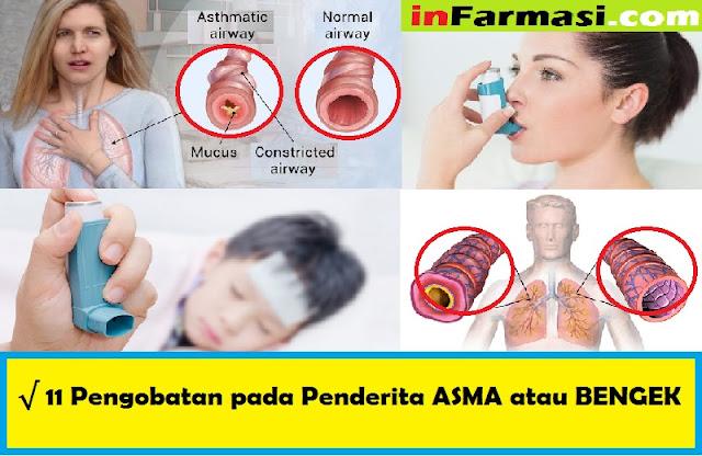 Penyakit Asma atau Bengek