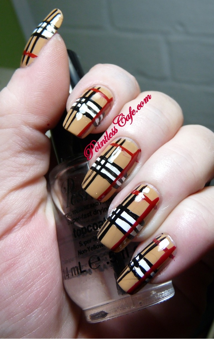 After Thanksgiving Christmas Nail Art Review