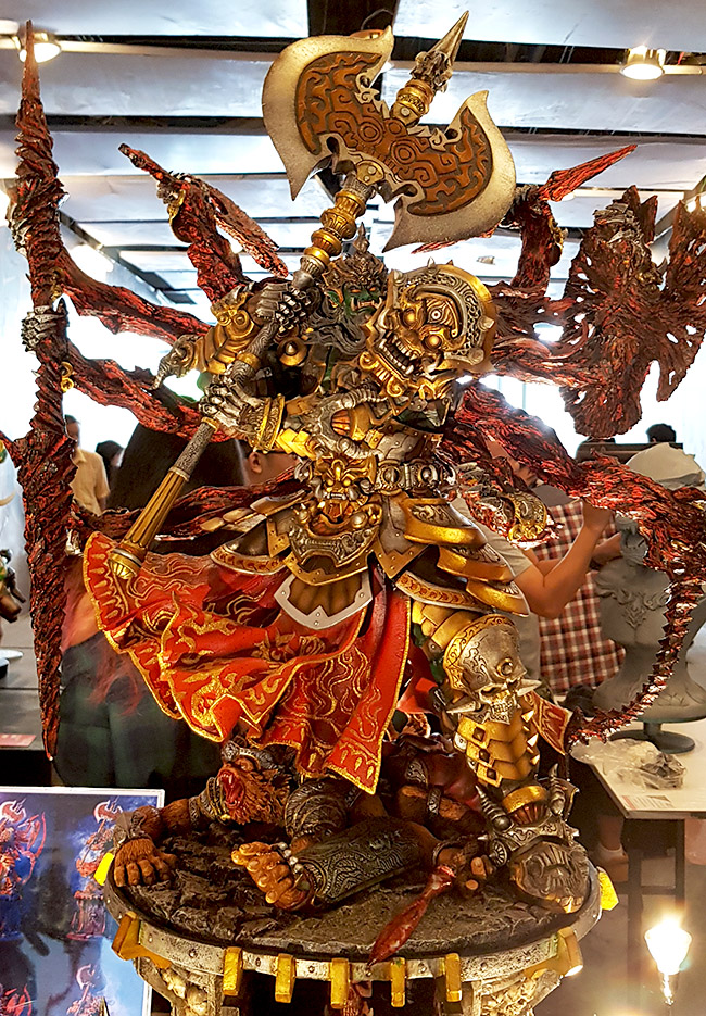 Thaihobbywork by Prasith Pohnwechumnuay (www.thaihobbywork.com) via: YellowMenace blog