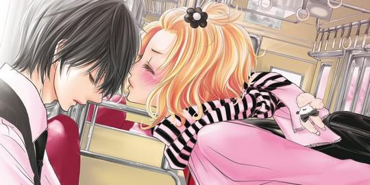 Actu Manga, Critique Manga, Manga, Shojo, Soleil Manga, Un Baiser à la Vanille,