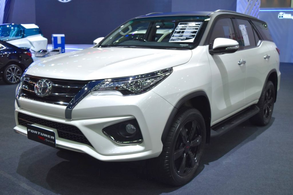 Toyota Fortuner Trd Sportivo Ms Blog