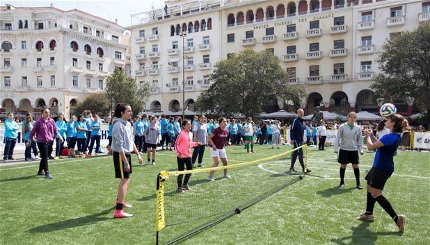 Μικροί ποδοσφαιριστές και από την ΕΠΣ  Αργολίδας σε διήμερες αναπτυξιακές δράσεις στην Αρχαία Ολυμπία