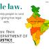क्या है टेली लॉ और कैसे टेली लॉ ग्रामीण क्षेत्रो में लोगो को निःशुल्क कानूनी सलाह देकर मदद करती है। What is tele law and how tele law help people in rural area by giving free legal aids
