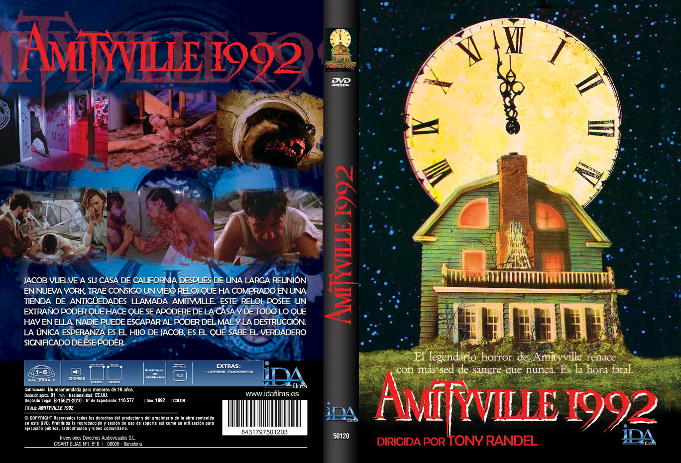 Shawn weatherly amityville its about time 8
