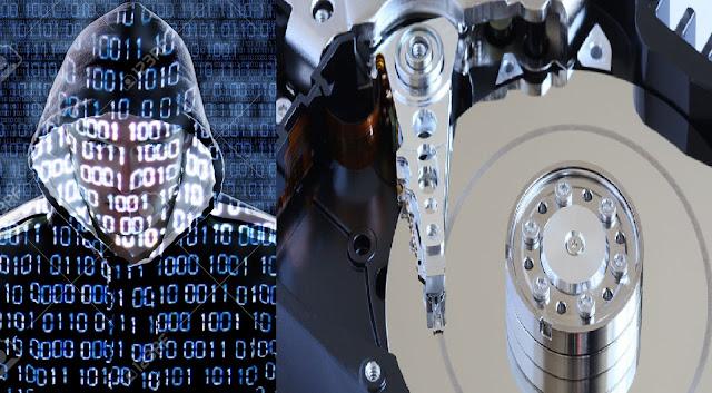 أغرب طريقة لسرقة بيانات الحاسوب