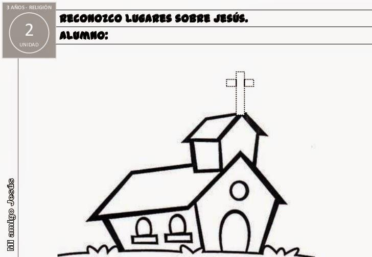 Dibujos Clase De Religion