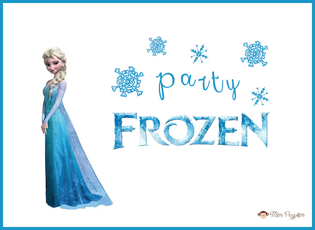 diy party frozen