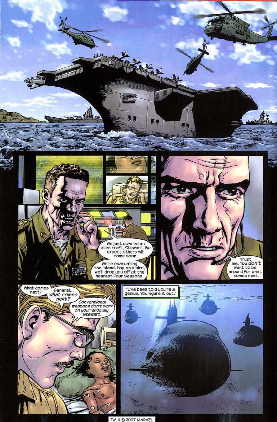 Read online Silver Surfer (2003) comic -  Issue #11 - 18