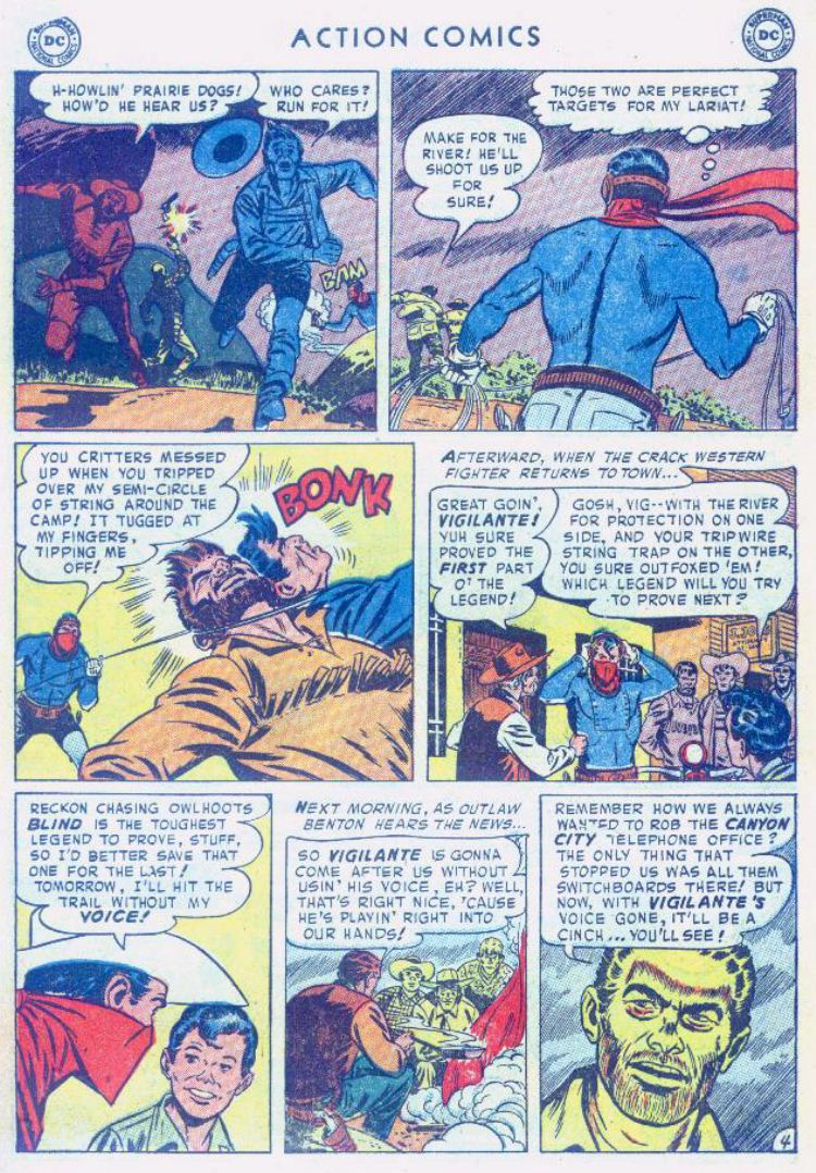 Read online Action Comics (1938) comic -  Issue #176 - 37