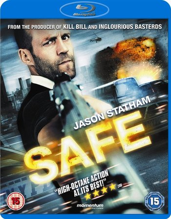 Safe (2012) Dual Audio Hindi 720p BluRay