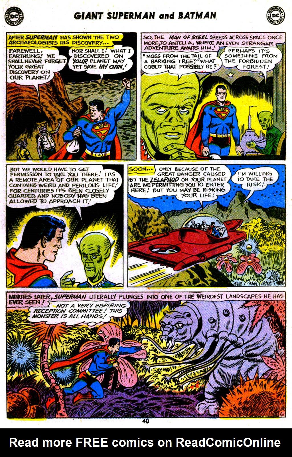 Read online World's Finest Comics comic -  Issue #206 - 36