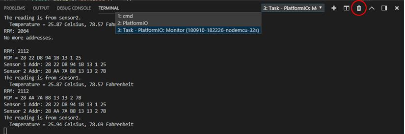 Blog of Wei-Hsiung Huang: VS Code & PlatformIO - How to