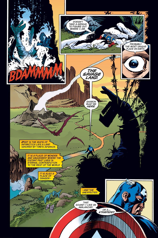 Captain America (1998) Issue #28 #34 - English 17