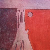 Cristobal Gabarrón arte y pintura informalista