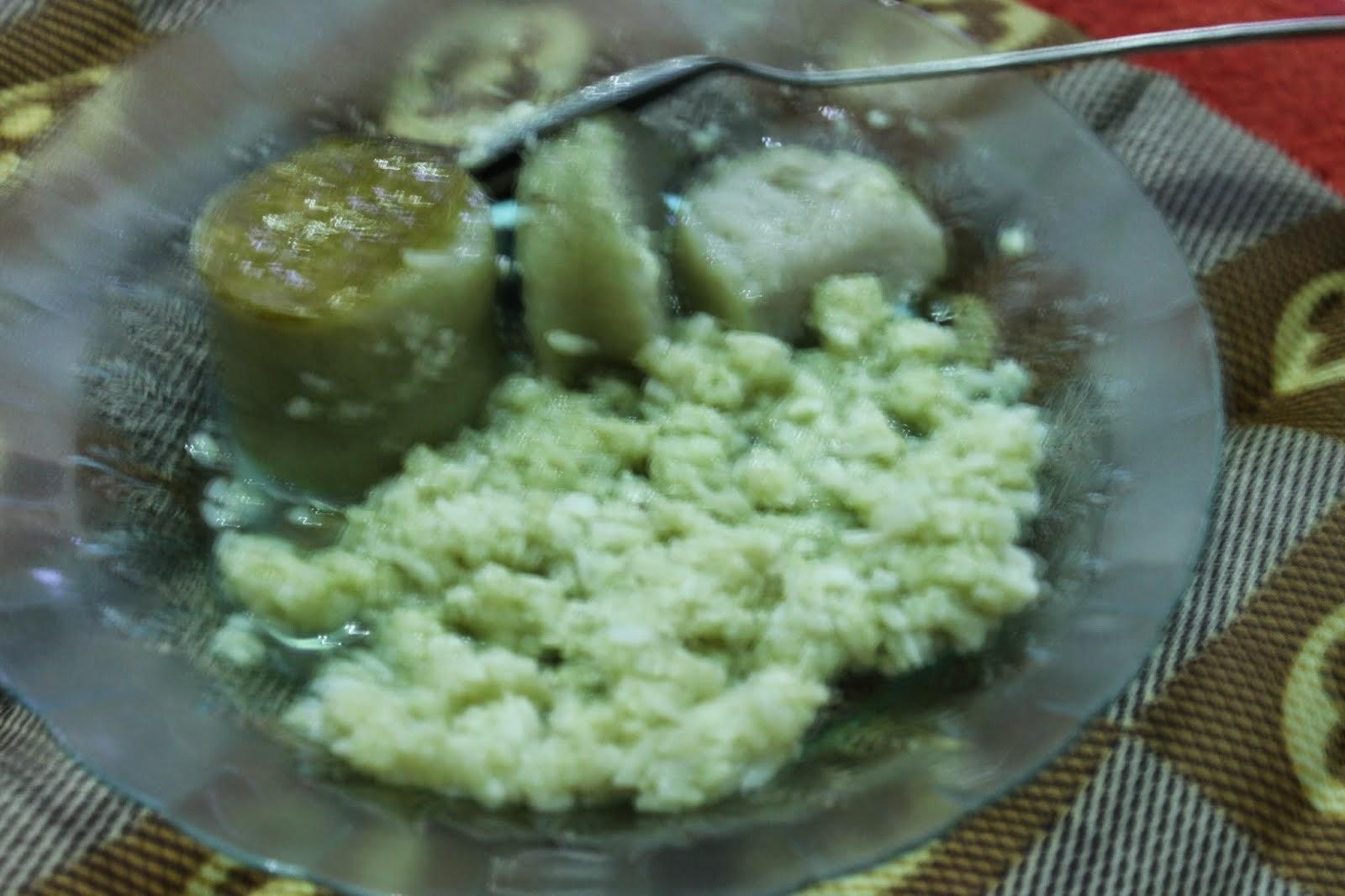 Poteng jaje tujaq khas Lombok