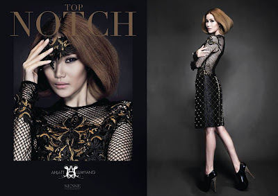 Hot Super Model- Awn Seng