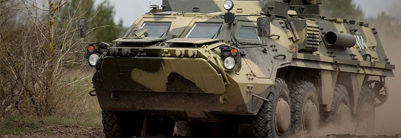 ХКБМ не поставило Нацгвардії бронетехніку