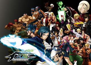The King of Fighters XIII Online Patch Details